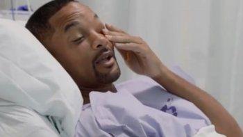 A Will Smith le descubrieron un pólipo precanceroso en el intestino grueso