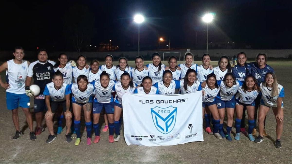 A lo gaucho, Los Perales campeón invicto del Rosa Barrios