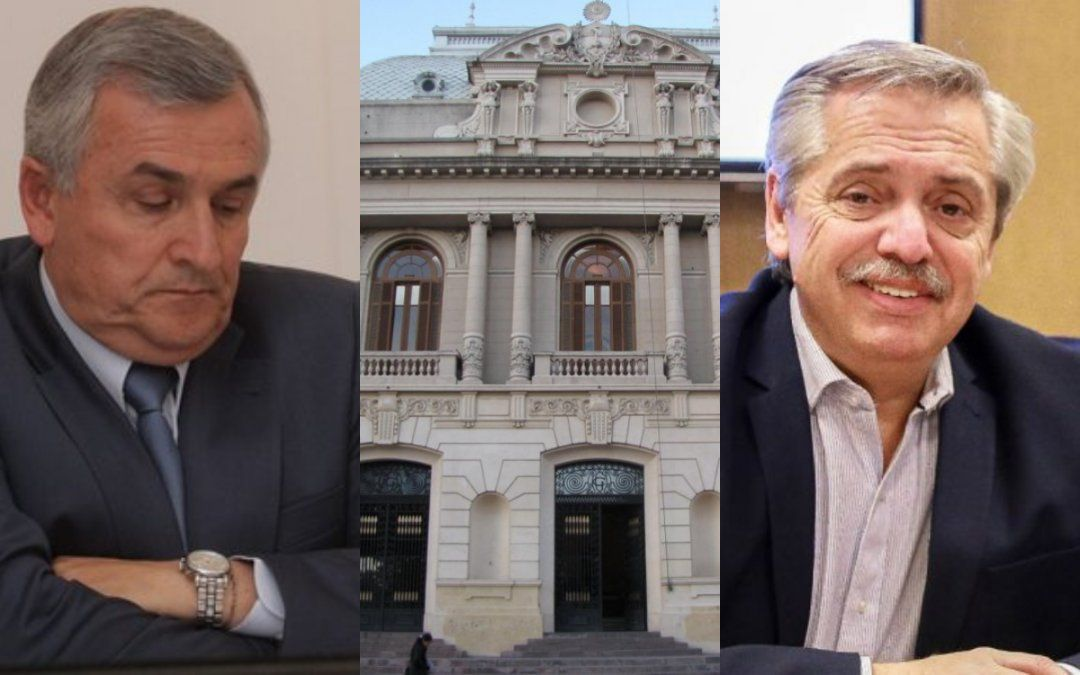 El gobierno busca puentes con Alberto para lograr un salvavidas financiero