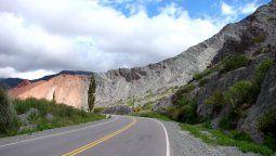 estado de las rutas provinciales y nacionales en jujuy