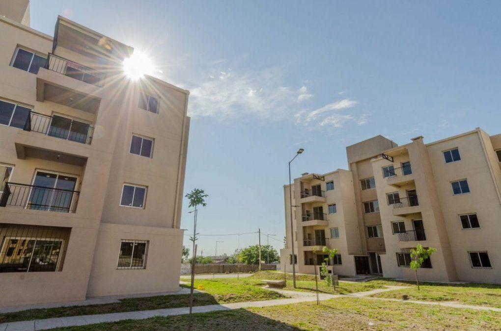 Torres del Alto: 248 nuevas viviendas para el Gran Jujuy