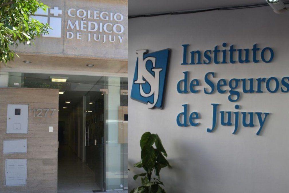 El ISJ pagó gran parte de la deuda al Colegio Médico