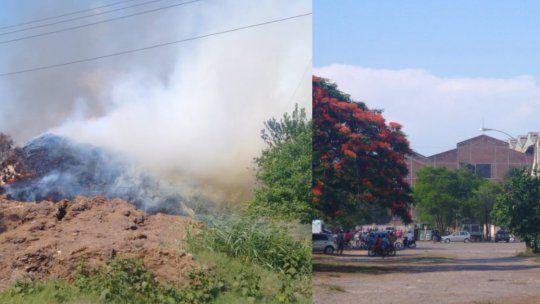 Incendio en La Esperanza: Según el sindicato, venían advirtiendo fallas