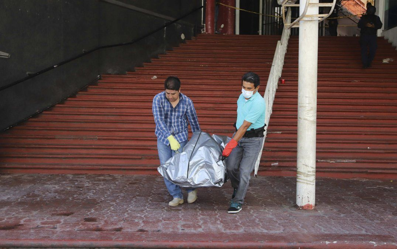 En México se registraron más de 2800 asesinatos en octubre