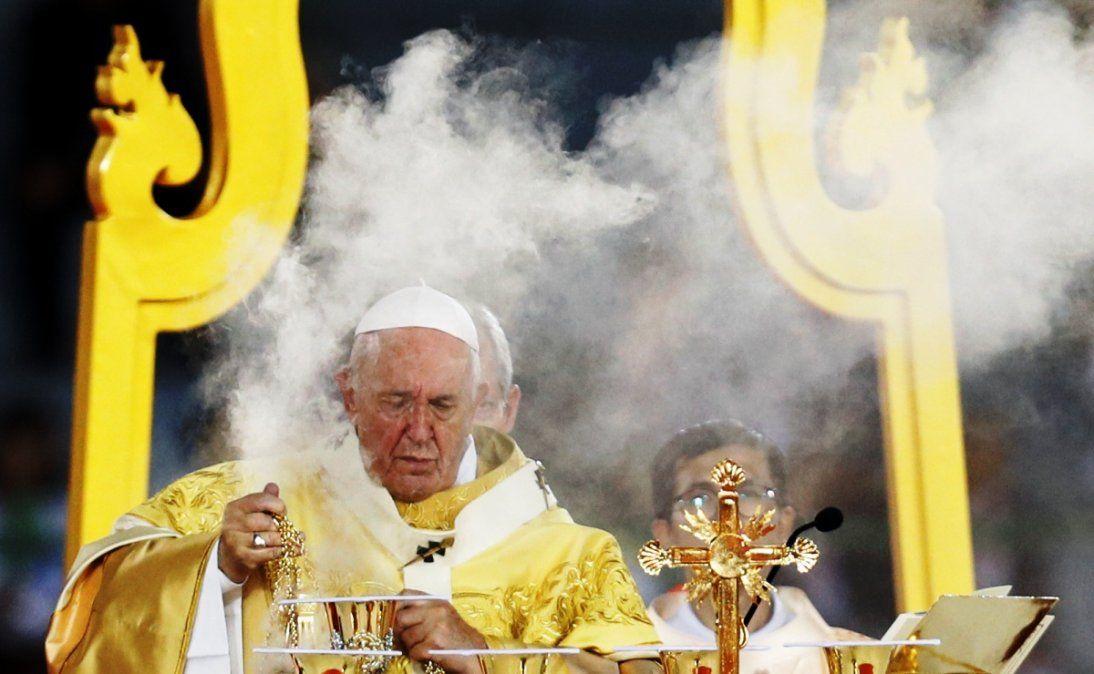 El Papa se refirió a la explotación de mujeres y niños