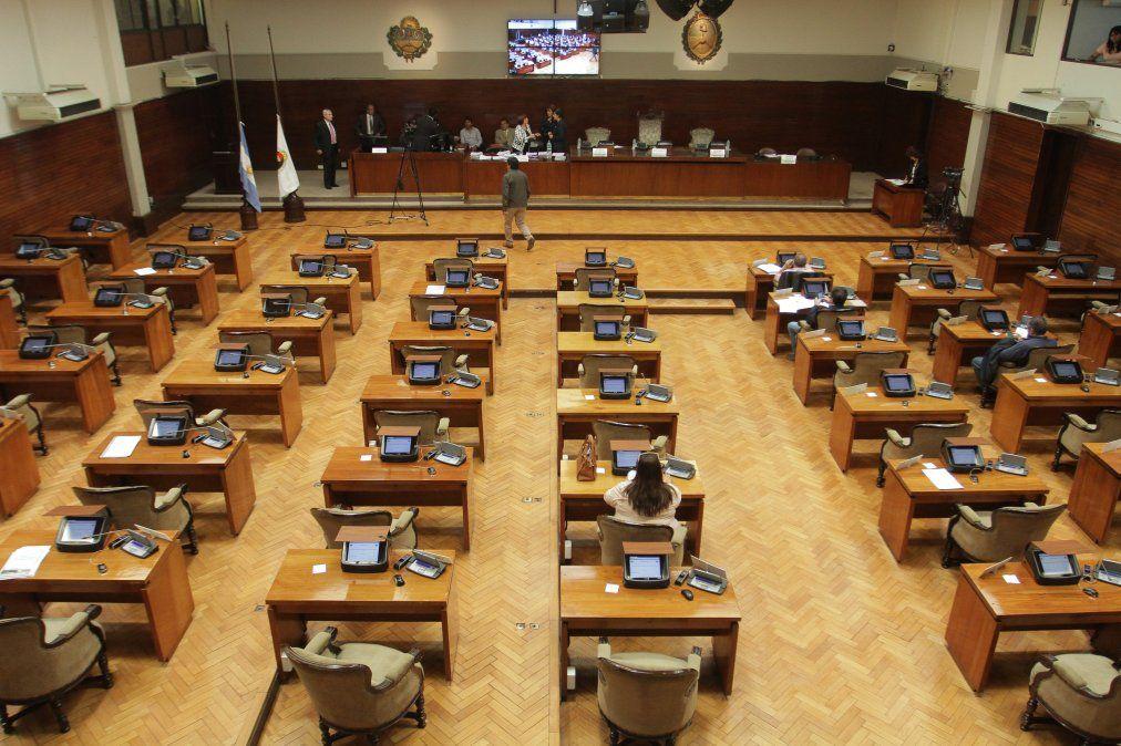 Este lunes ingresa el presupuesto 2020 a la Legislatura