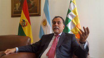 El jujeño Normando Álvarez García dejará su cargo de embajador en Bolivia
