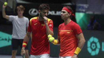 Adiós Copa Davis: Argentina perdió con España y quedó eliminada