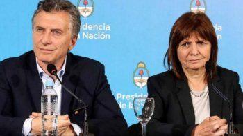 Macri confirmó que Patricia Bullrich será la nueva presidente del PRO