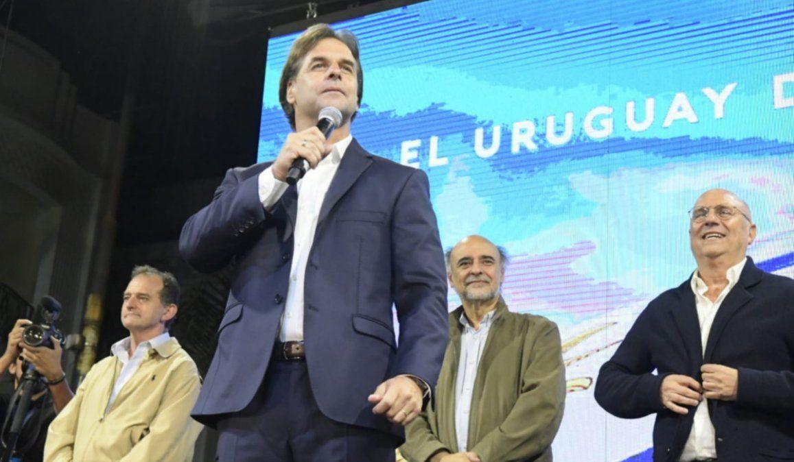 Luis Lacalle Pou será el nuevo presidente de Uruguay