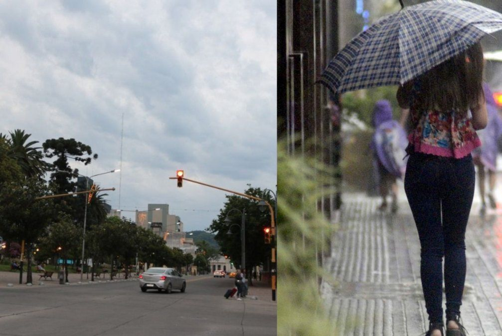 Semana inestable en Jujuy: anuncian calor y lluvias para los próximos días