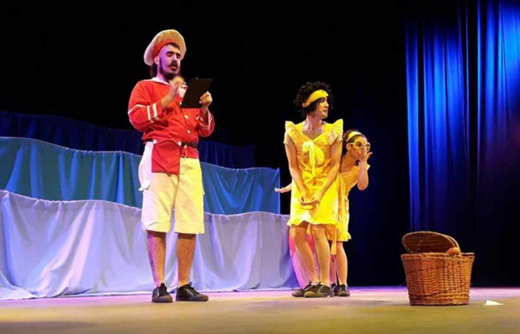 Comienza el circuito teatral NOA en Jujuy