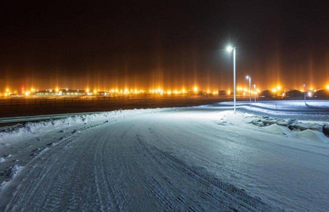 Un pueblo de Alaska se despide del Sol: no volverá a amanecer hasta 2020