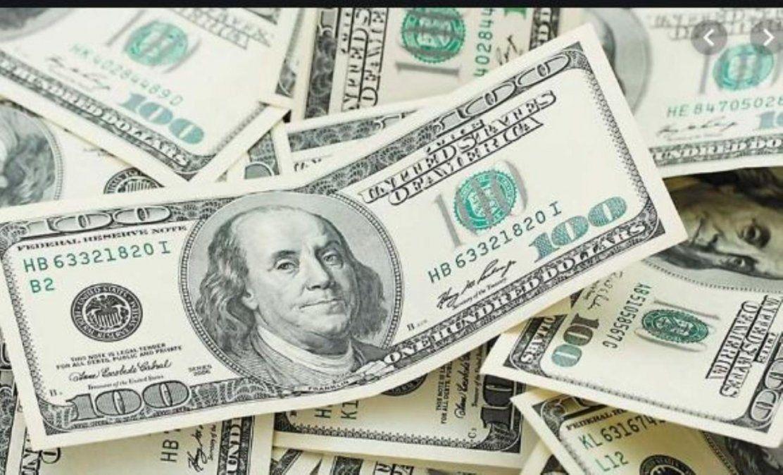 El dólar con una baja mínima a $62,25
