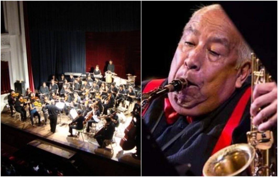 Las orquestas del profe Funes darán un concierto