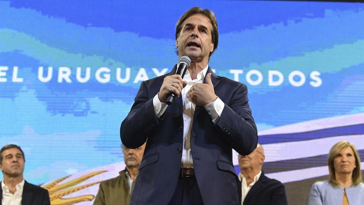 Confirmado: Lacalle Pou ganó las elecciones en Uruguay