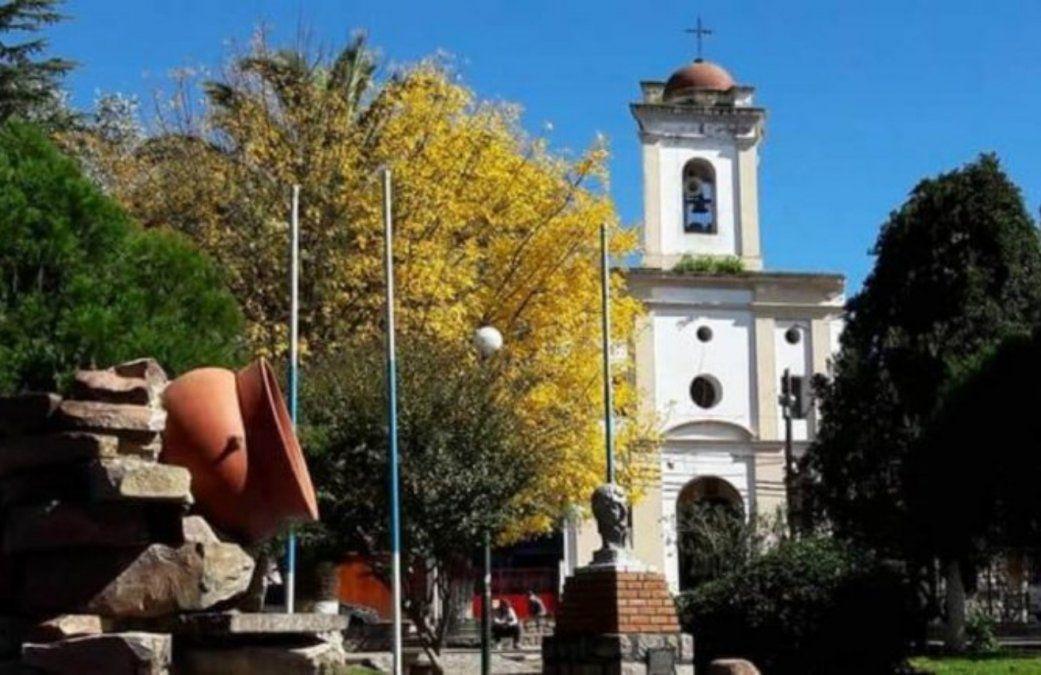 San Antonio celebra sus fiestas patronales en honor a la Inmaculada Concepción