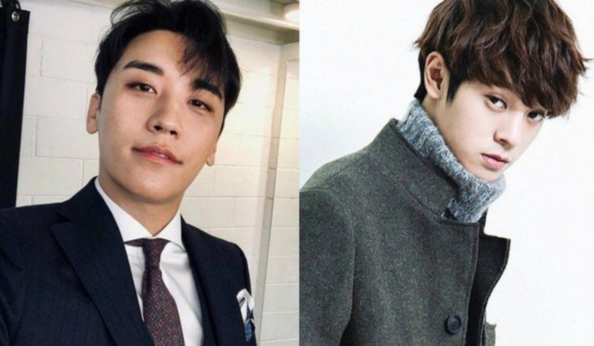 Dos estrellas del K-Pop irán a prisión por agresión sexual