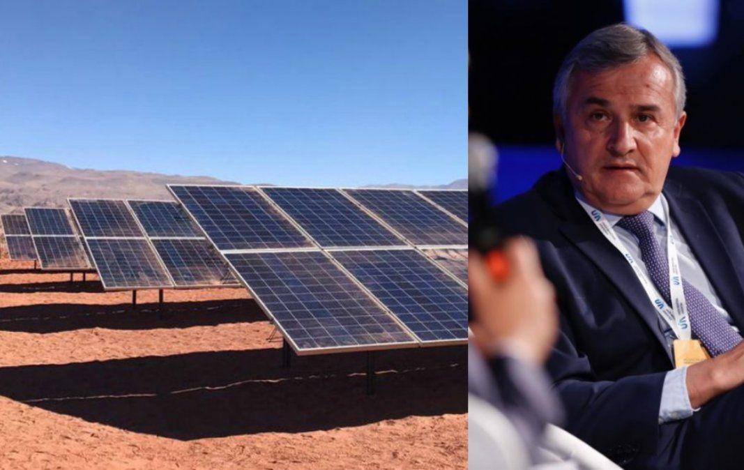 Una vez más, Morales le puso fecha a la inauguración total de Cauchari