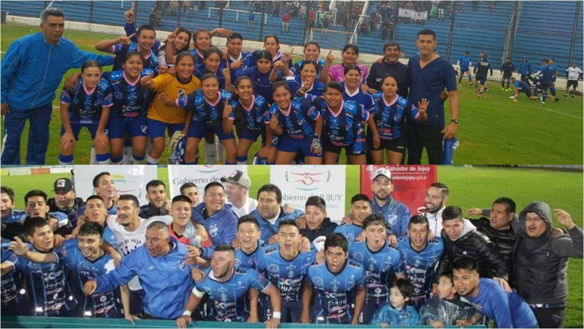 Con Talleres con doble vuelta olímpica, pasó una nueva edición de la Copa Jujuy