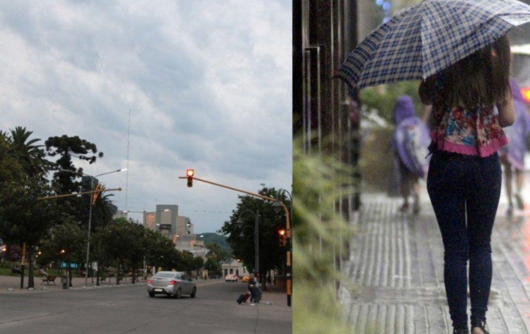 Anuncian un finde con altas temperaturas y lluvias en Jujuy