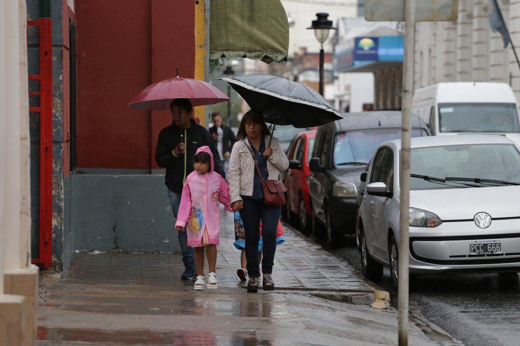 Las lluvias siguen los próximos días