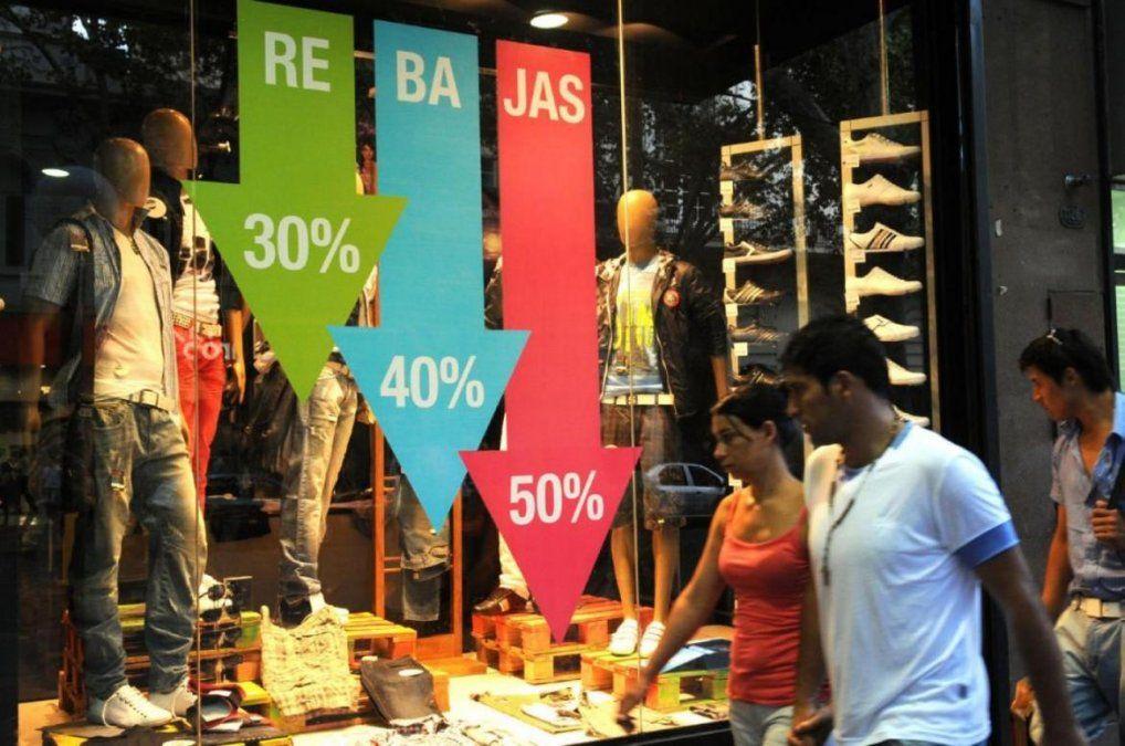 Las ventas en comercios minoristas cayeron 7,1% en noviembre