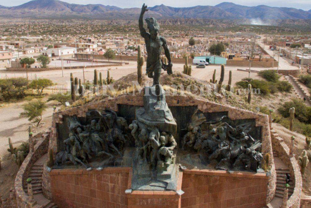 El Monumento a los Héroes de la Independencia declarado monumento histórico
