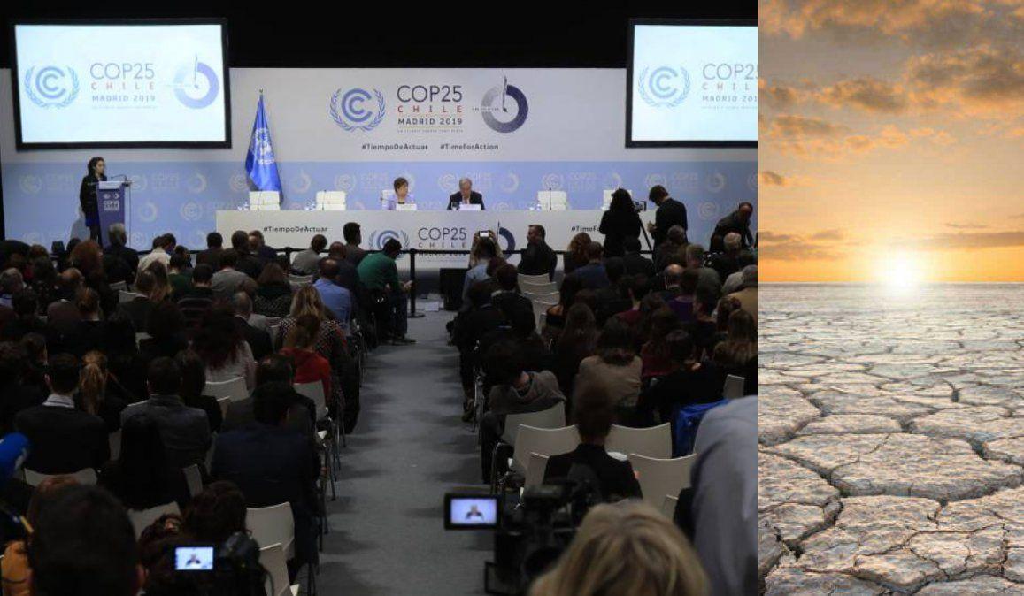 Malos presagios en la cumbre climática 2019