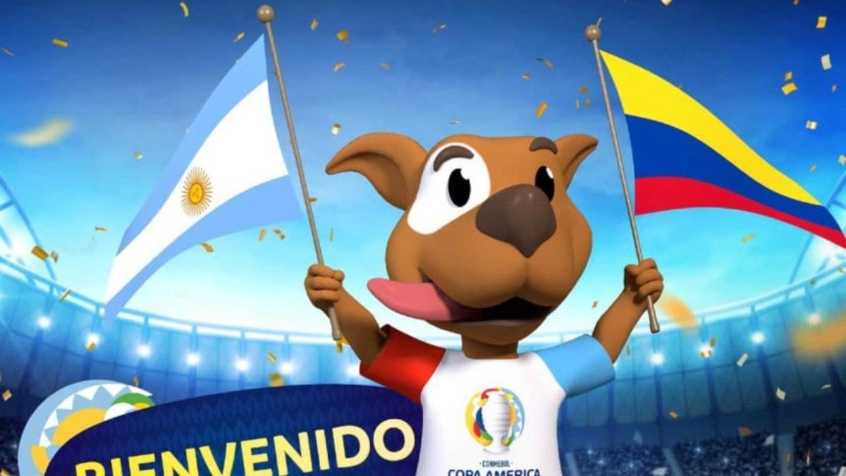 El nombre de la mascota oficial de la Copa América 2020, a decisión de la gente