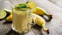 te de banana, una solucion natural para dormir mejor
