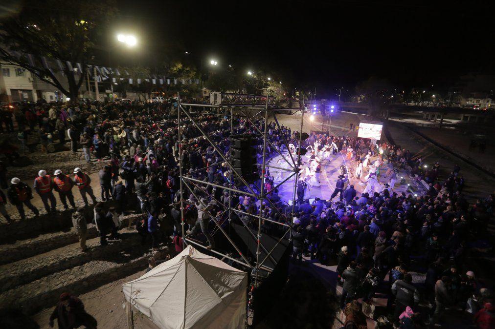 Realizan un Festival por los Derechos Humanos en el Parque Xibi Xibi