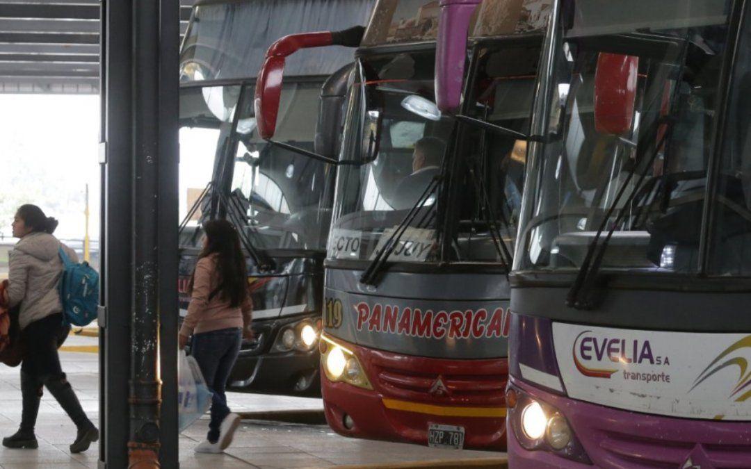 Crisis en el transporte: la empresa Panamericano reduce las frecuencias