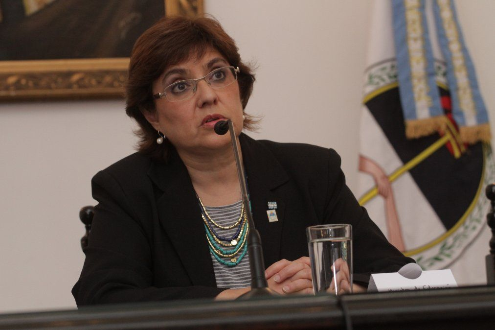 Calsina se defendió de las críticas contra la grilla docente