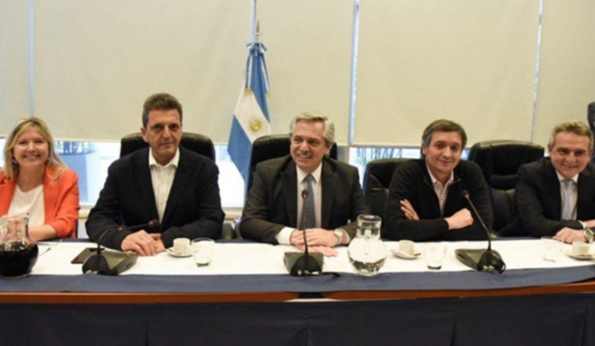 El peronismo designó a Máximo Kirchner como presidente del bloque