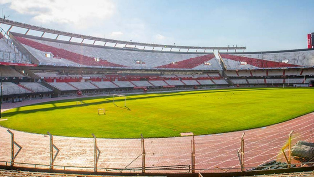 Se definió el estadio en el que se jugará el partido inaugural