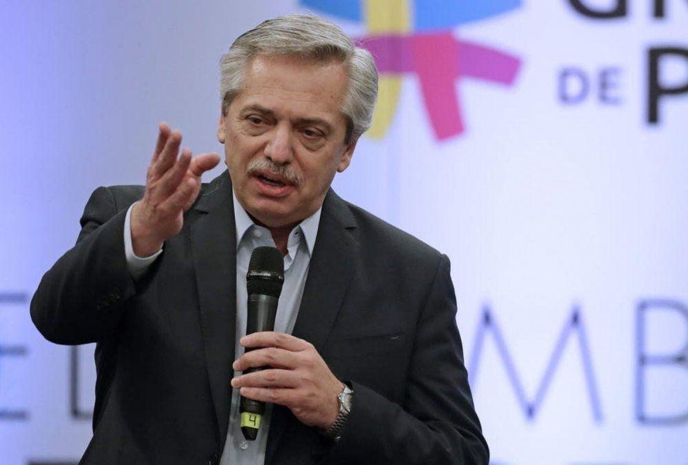 Alberto Fernández: no soy un ladrón ni voy a dejar que roben