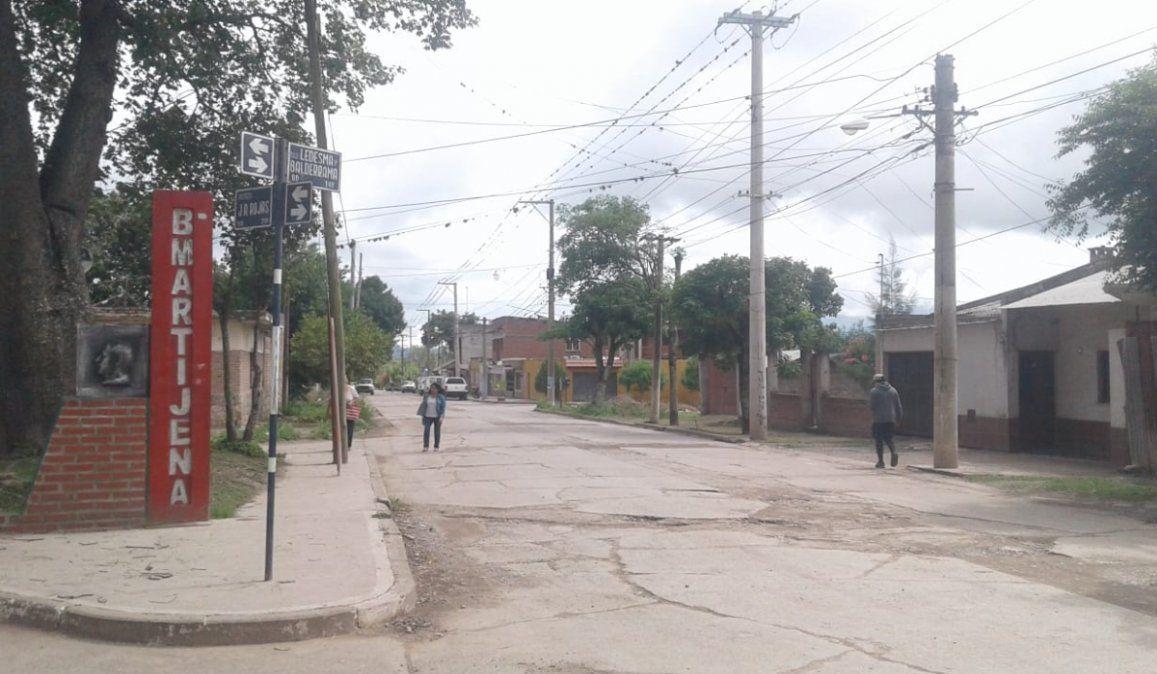 Barrio Martijena y otro caso de fondos que se pierden a mitad de camino
