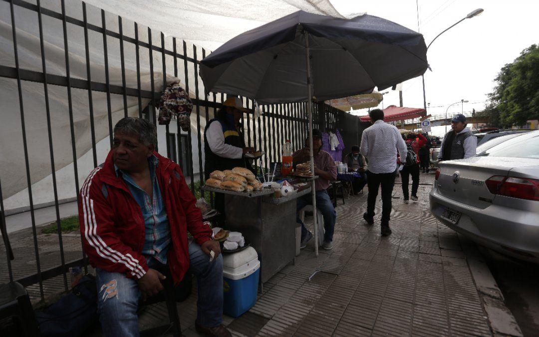 Empresarios contra la cautelar que impide al municipio controlar la venta ambulante
