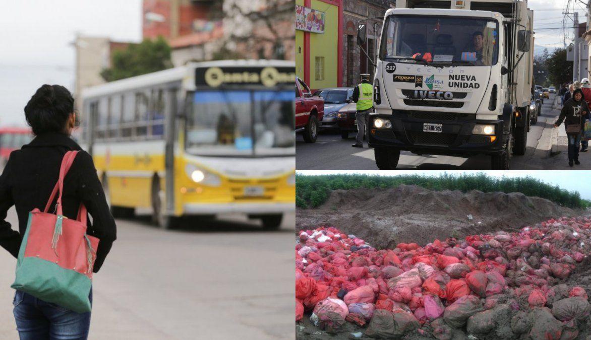 Aumento de transporte y el polémico pedido de prórroga de LIMSA, los temas del Deliberante