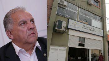 Un escándalo en el Ministerio de Trabajo expone a Cabana Fusz