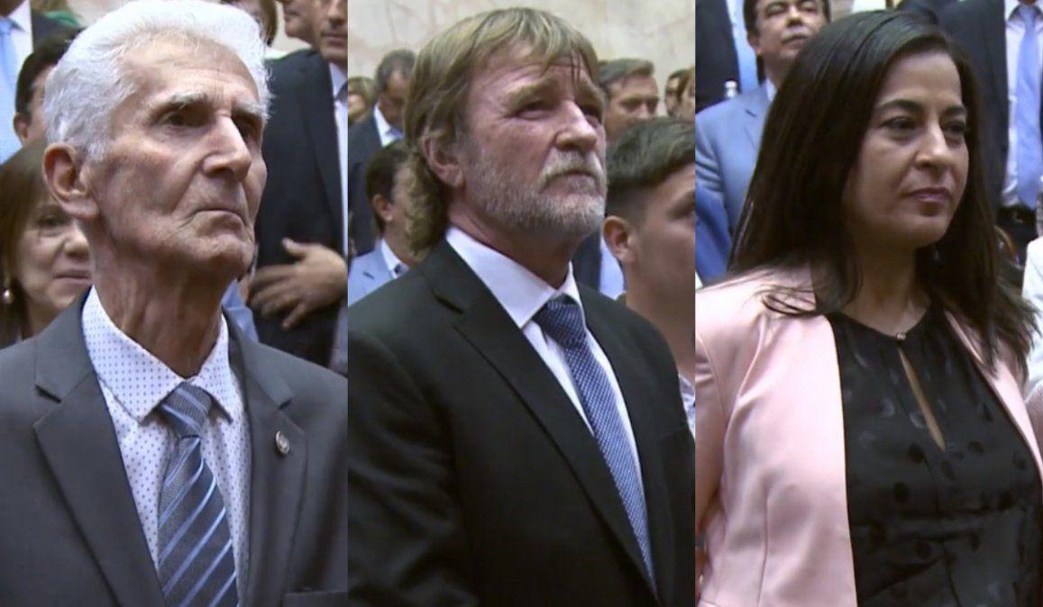 Ferreyra, Rizzotti y Moisés juraron como diputados nacionales por Jujuy