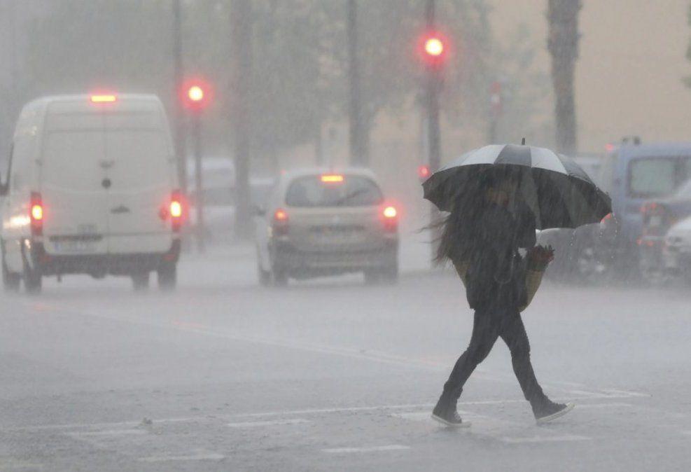 Alerta por abundantes precipitaciones en Jujuy