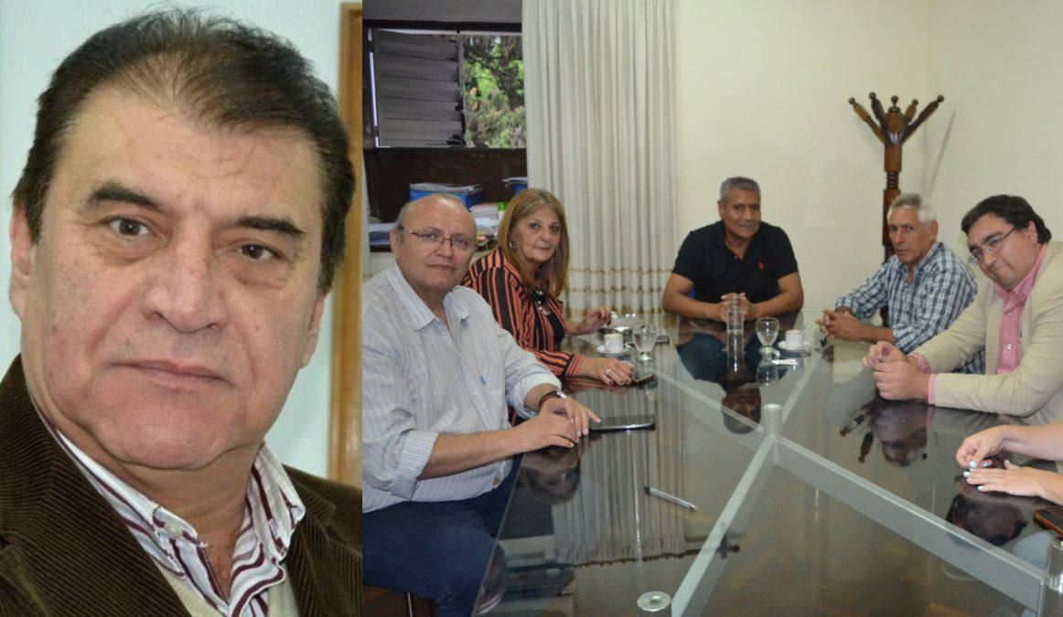 Sin Nasif, se presentó el bloque Primero Jujuy
