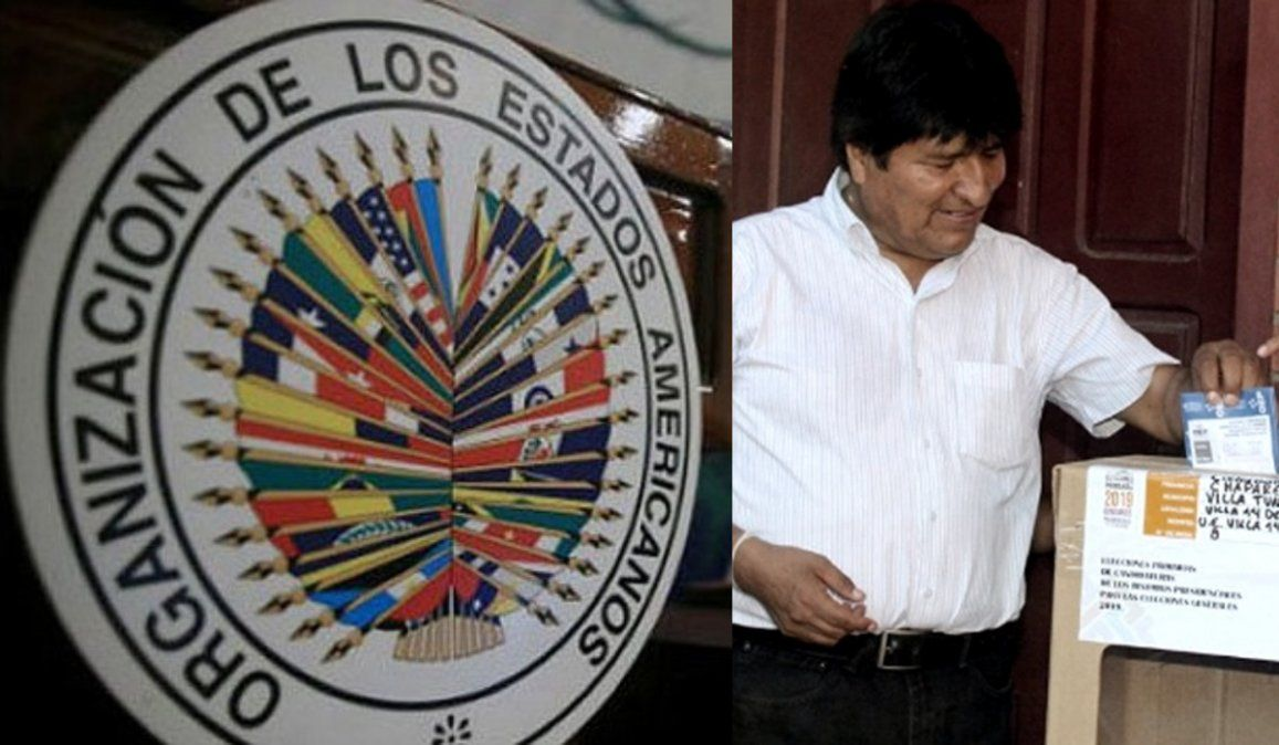 Confirmaron fraude: OEA publicó el informe final sobre las elecciones bolivianas
