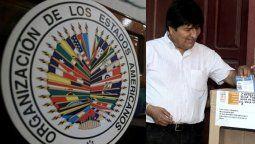 altText(Confirmaron fraude: OEA publicó el informe final sobre las elecciones bolivianas )}