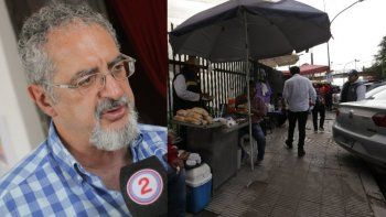 En medio de la polémica por el control a ambulantes, habló el ministro de Salud