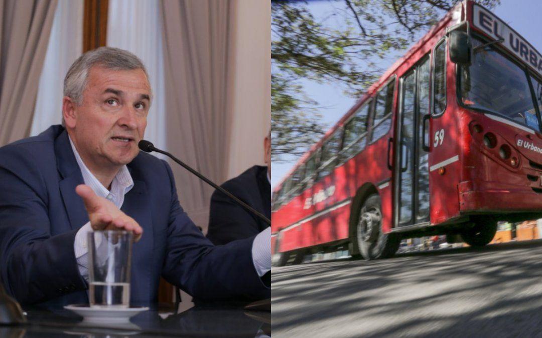 Morales volvió a señalar a los empresarios por la crisis del transporte