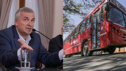 morales volvio a senalar a los empresarios por la crisis del transporte