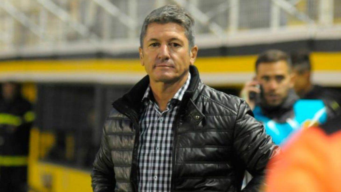 Mario Sciacqua, nuevo entrenador de Godoy Cruz